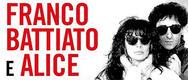 Franco Battiato e Alice in concerto al Carisport di Cesena - 03/03/2016