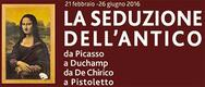 Mostra La seduzione dell'antico al Mar di Ravenna - DAL 21/02 AL 26/06/2016