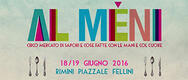 Al Meni 2016 a Rimini - DAL 18 AL 19/06/2016