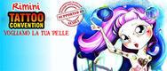 Rimini Tattoo Convention 2016 al 105 Stadium - DAL 24 AL 26/06/2016